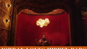Jordan Loves Hidden Bars