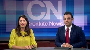 Cronkite News Named Best Newscast in Country