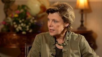 Political Journalist Cokie Roberts