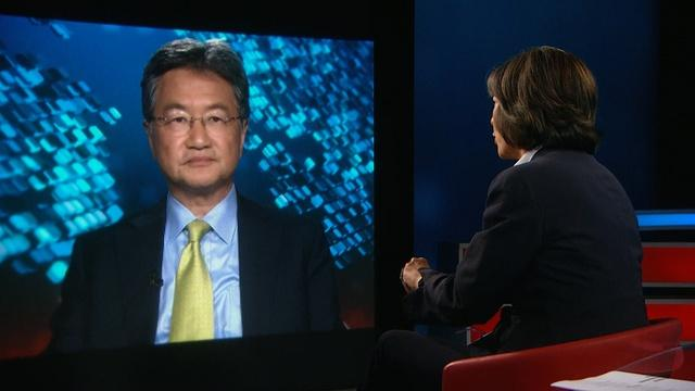 Amanpour: Joseph Yun and Wim Wenders