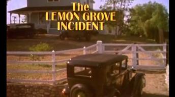 The Lemon Grove Incident