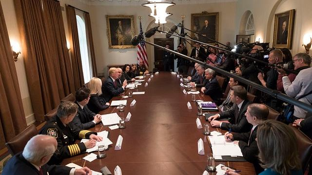 President Trump signs new budget deal