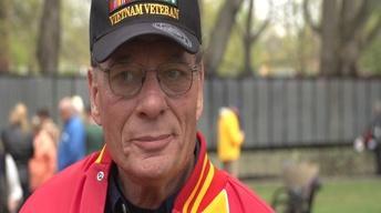 THE VIETNAM WAR | NH Vietnam Story - John Jenkins
