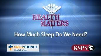 How Much Sleep Do We Need?