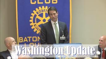 Washington Update   Congressman Garret Graves   Newsmakers
