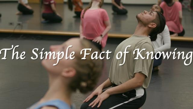 The Simple Fact of Knowing