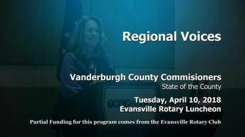 Regional Voices: Vanderburgh County Commissioners