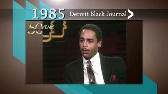 Detroit Black Journal: African Americans in Corporate Media