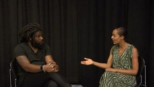 "Author Jason Reynolds Discusses ""Ghost"""