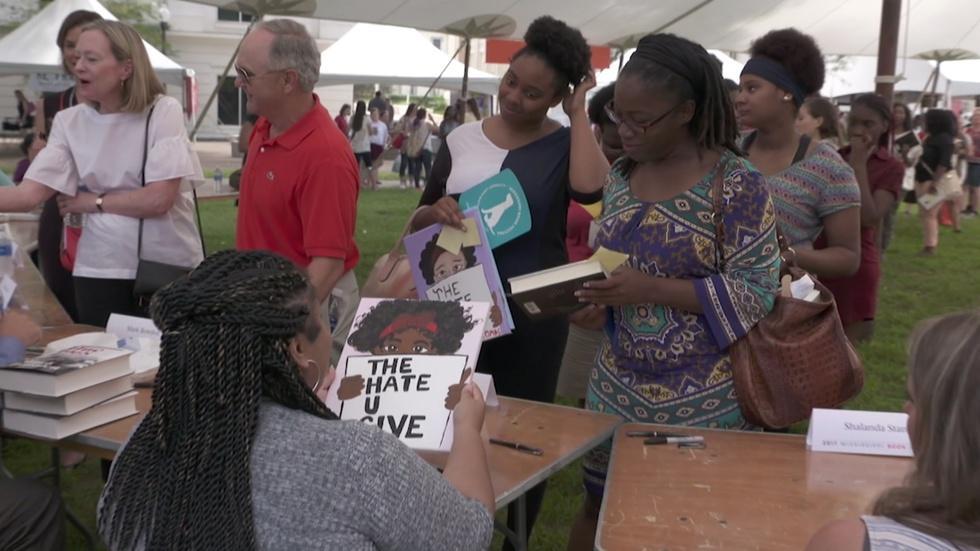 Book tackles police violence against black teenagers image