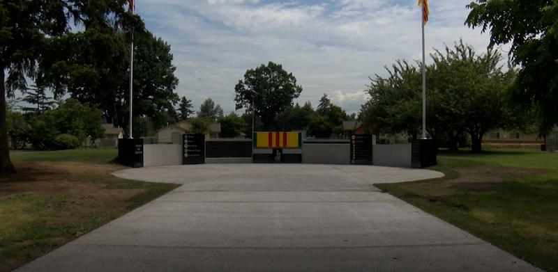 Auburn Vietnam Memorial
