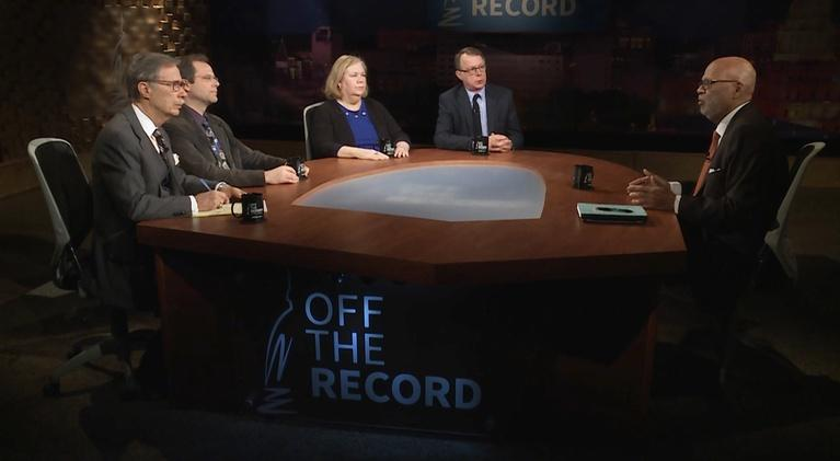 Off the Record: William Noakes | Off the Record OVERTIME |2/16/18
