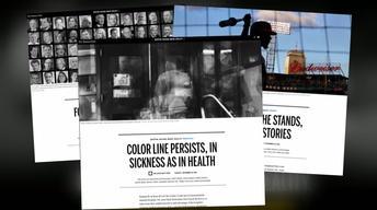 The Boston Globe's Spotlight series on Race