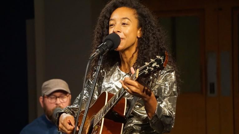 Live On The Bridge: Corinne Bailey Rae