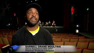 American Graduate: Darrell Moultrie