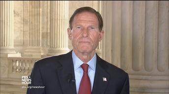 Sen. Blumenthal: 'We must break the grip of the NRA'