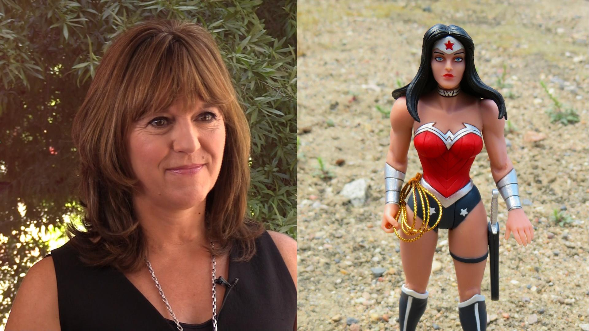 TTC Extra: Jacki Zehner on Wonder Woman