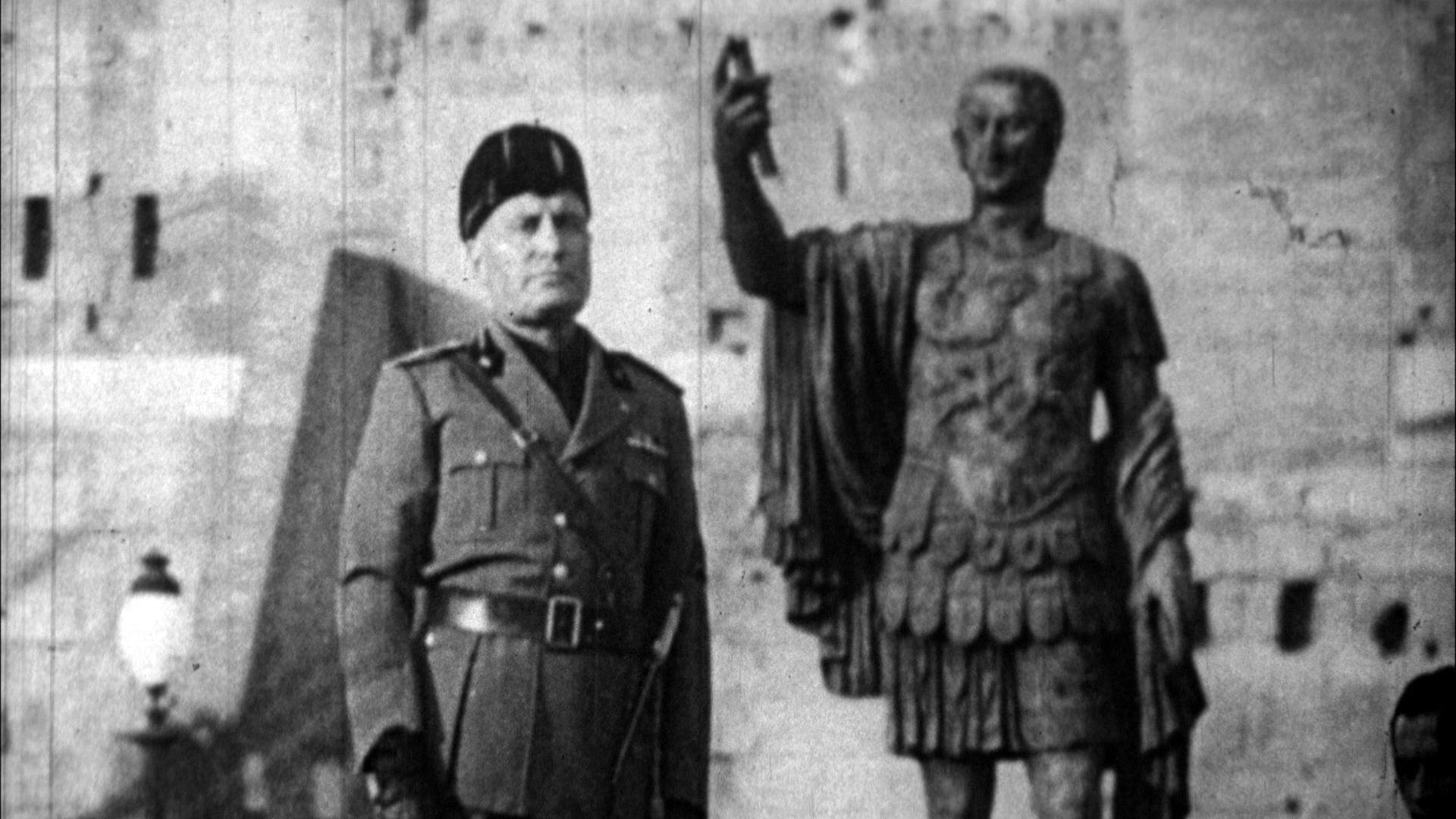The Dictator S Playbook Ep 3 Benito Mussolini Prologue Kcts 9