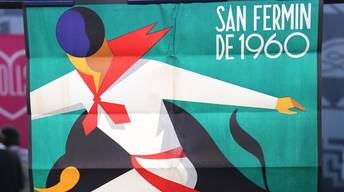 S22 Ep12: Appraisal: 1960 Pamplona San Fermín Festival Poste