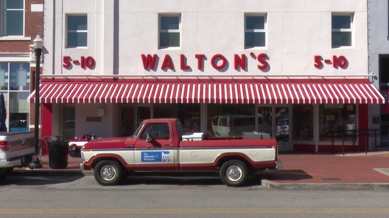 OzarksWatch Video Magazine: The Walmart Museum