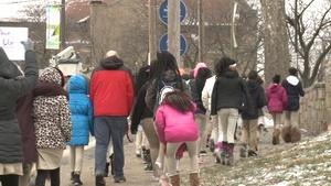 National School Walkout; Alice Takemoto Returns To Oberlin