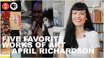 S3 Ep40: Five Favorite Works of Art with April Richardson
