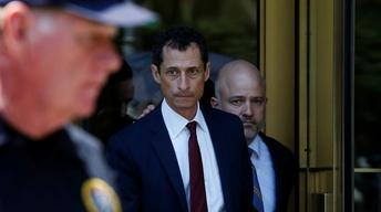 News Wrap: Anthony Weiner pleads guilty in sexting case