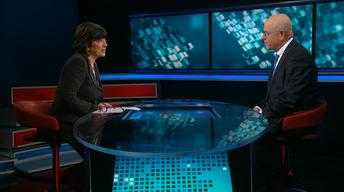 Amanpour: President Ashraf Ghani and Avraham Burg