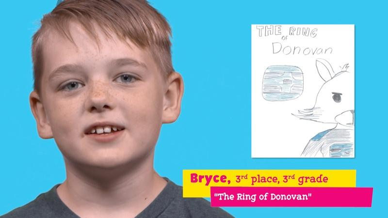 "Featuring ""The Ring of Donovan"" by Bryce"