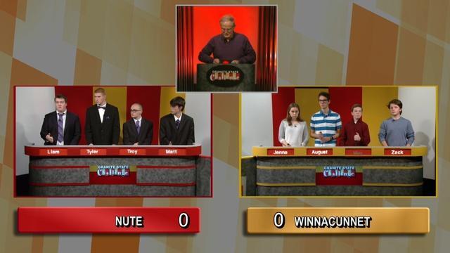 Nute Vs. Winnacunnet | 2018 Wild Card Game