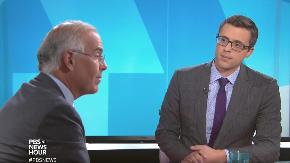 Brooks and Klein on Tom Price's plane scandal image