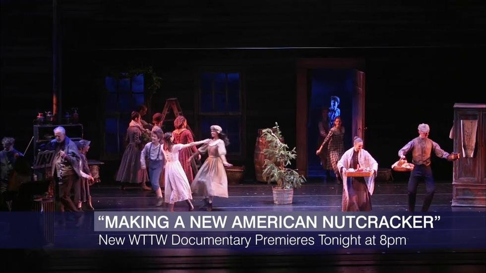WTTW Documentary Goes Backstage at Joffrey Ballet image