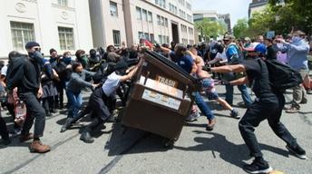 Free Speech Clashes, H-1B Visa Crackdown, John Cox, 'Arreste