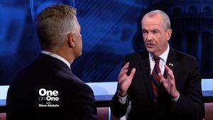 NJ's Next Governor with Steve Adubato Pt. 2: Phil Murphy