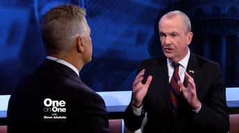 NJ's Next Governor with Steve Adubato Pt. 2: Phil Murphy