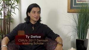 Denison Scholar - Ty Defoe