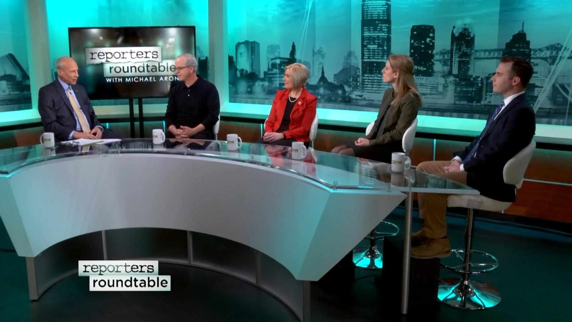 Watch Full Episodes Online of Reporters Roundtable on PBS ...