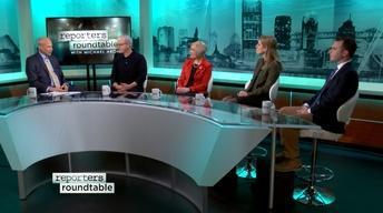 Gubernatorial Candidates Face Off In Primary Debates