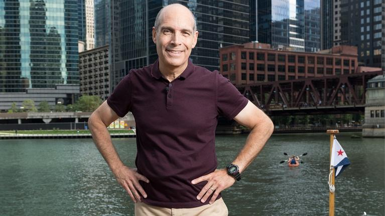 Chicago Tours with Geoffrey Baer: The Chicago River Tour with Geoffrey Baer
