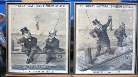 Antiques Roadshow -- Appraisal: Presidential Election Posters, ca. 1884