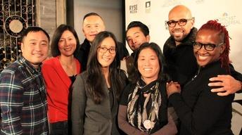 Elevate, Incubate & Demonstrate: Asian American Artists
