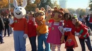 The Raleigh Winter Parade Hosted ROOTLE!