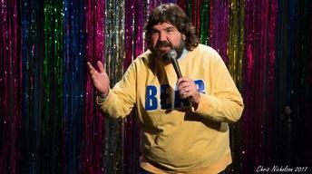 Chuck Roy Comedy Web Extra