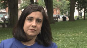 Malliotakis Looks to Become First Female Mayor of NYC