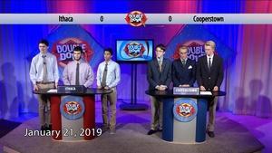 Ithaca vs Cooperstown