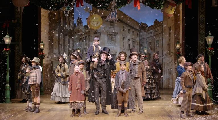 In Focus with Eden Lane: #COArts Update: Sam Gregory on Ebenezer Scrooge