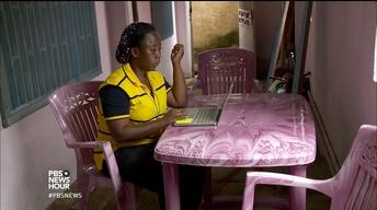 How human traffickers trap women into domestic servitude