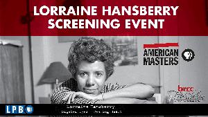 Lorraine Hansberry Panel Discussion