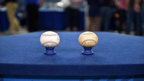 Antiques Roadshow -- S21 Ep26: Appraisal: 1927 Yankees Team-signed Baseball & Sta