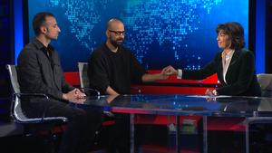 Amanpour: Ramin and Mehran Emami and David Yazbek